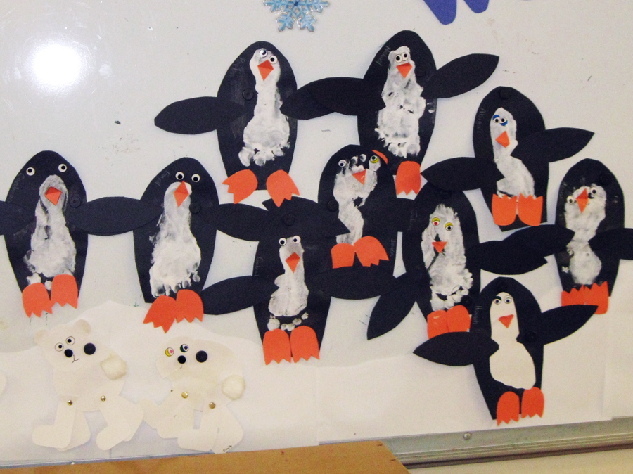 Penguin Art